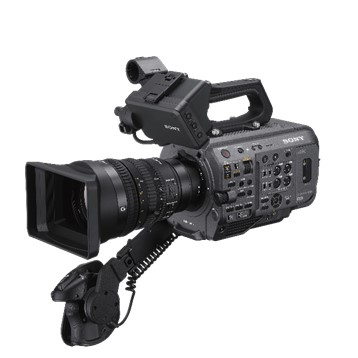 索尼推出新款旗舰FX9摄像机 搭载全画幅¹成像器、快速混合自动对焦系统、并具有增强的移动灵活性