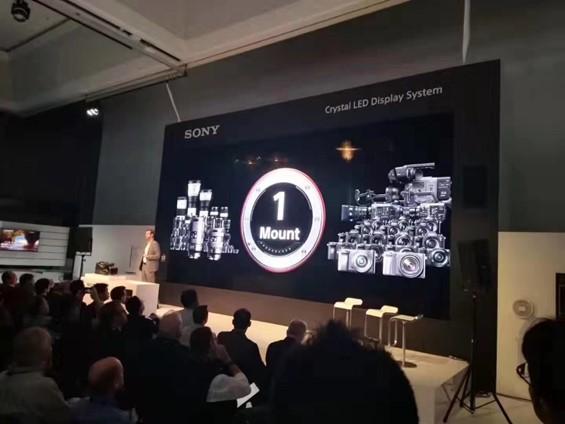 索尼新一代产品、解决方案和服务荣耀亮相 IBC 2019