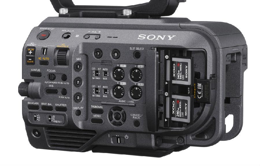 PXW-FX9V机型介绍与关键技术概览