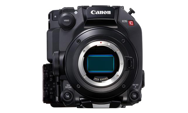 C500 Mark II用ISO12800!看起来貌似还可以的样子