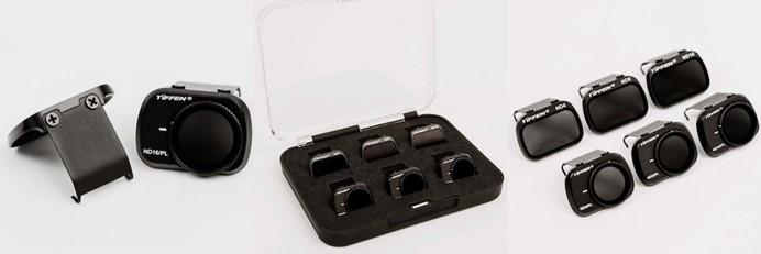 大牌天芬带来的大疆Mavic Mini滤镜组