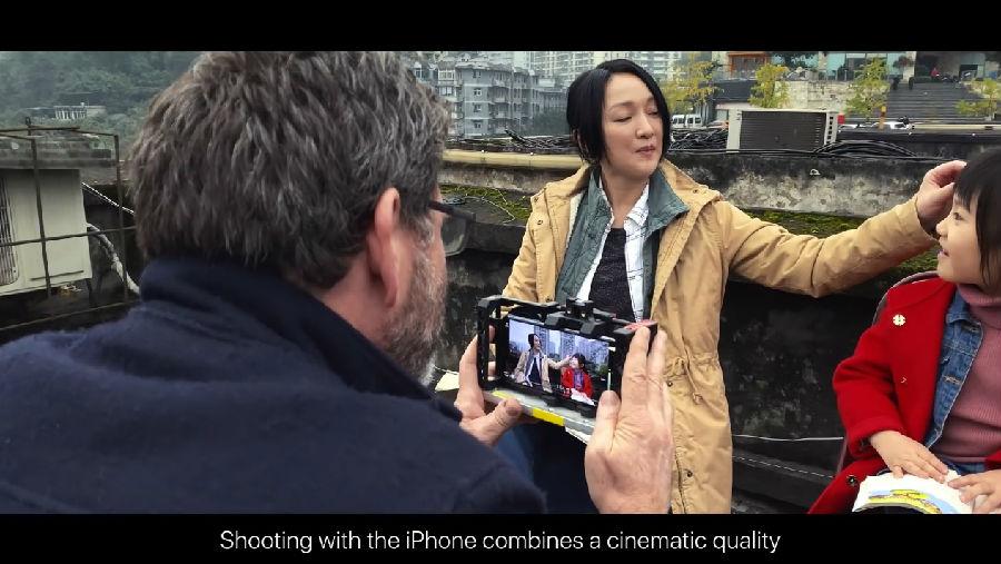 除了iPhone 11 Pro,苹果的这部《女儿》都用了哪些设备拍摄?