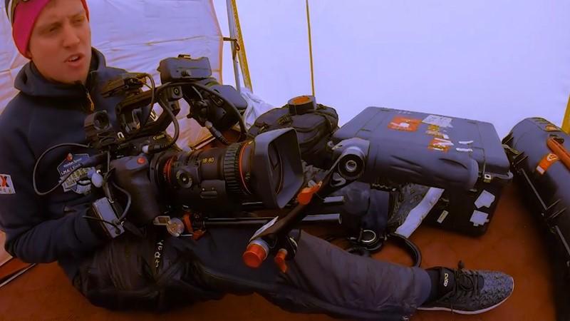 世界最高海拔橄榄球比赛摄影师的Vlog
