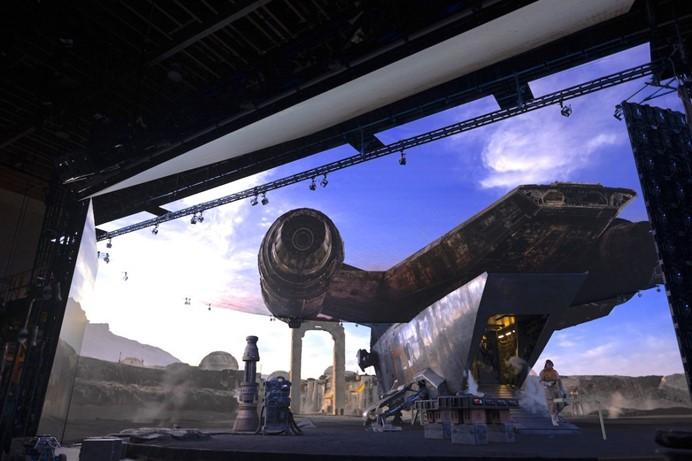 哪些是实景,哪些是虚拟?新的虚幻引擎5将再次改变影视创作