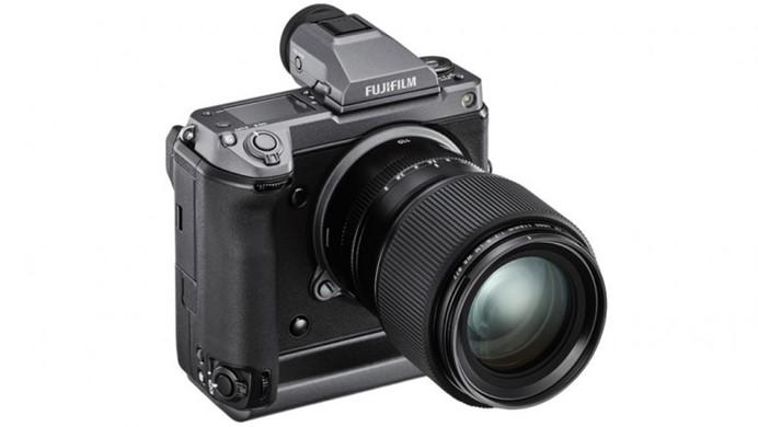 都是相机吗?富士GFX100中画幅相机支持ProRes RAW