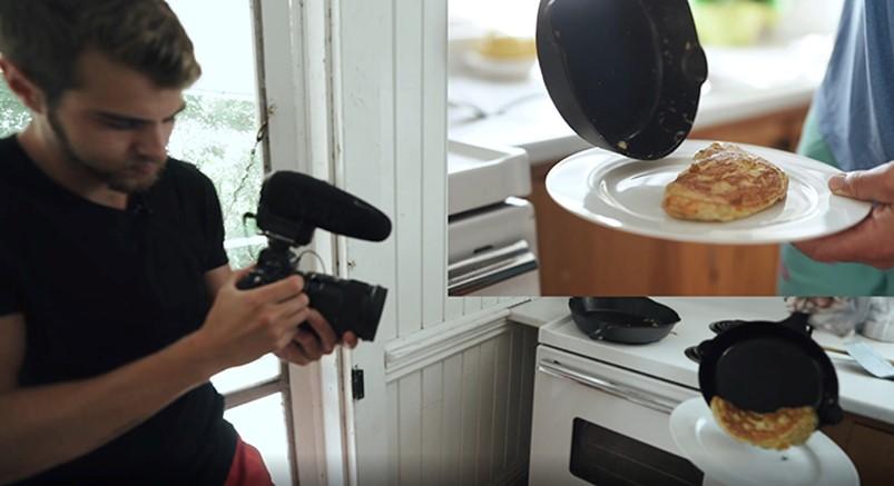 新手拍摄烹饪短视频,都有哪些技巧