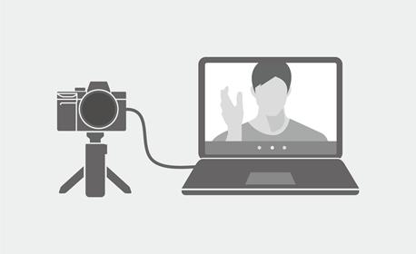 支持macOS 索尼Imaging Edge™ Webcam直播软件更新