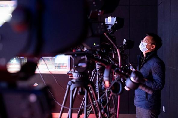 西南高校首套4K HDR超高清演播室系统交付四川大学锦城学院