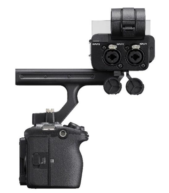 索尼正式发布全画幅电影摄影机FX3