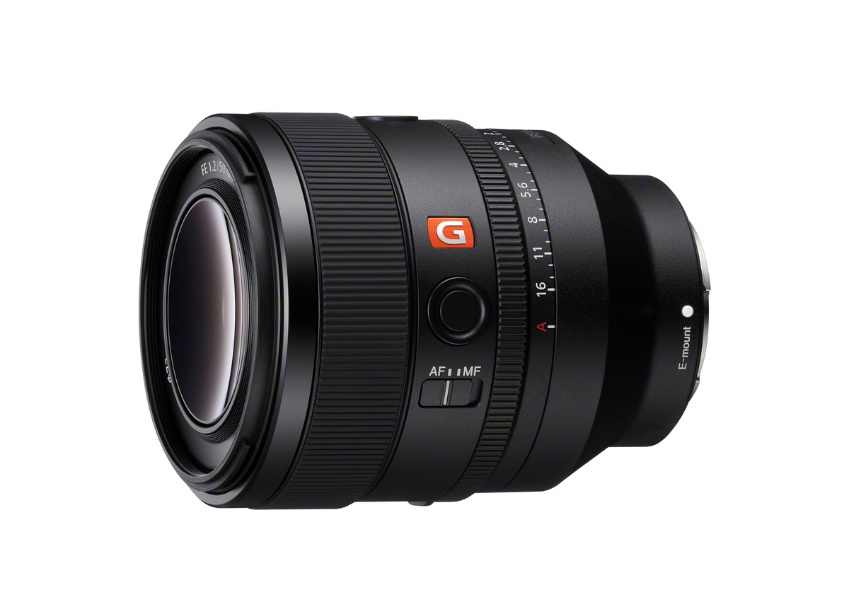 第60支!索尼首支F1.2大光圈定焦G大师镜头FE 50mm F1.2 GM发布