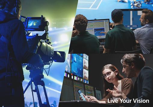 索尼举办春季新品发布会,新款切换台、监视器和IP解决方案亮相