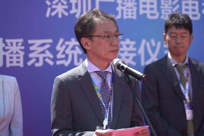 索尼&深圳广播电影电视集团4K超高清转播系统交付仪式成功举办