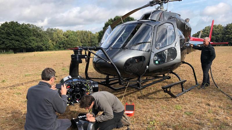 好莱坞大制作《黑寡妇》的空中拍摄案例分析