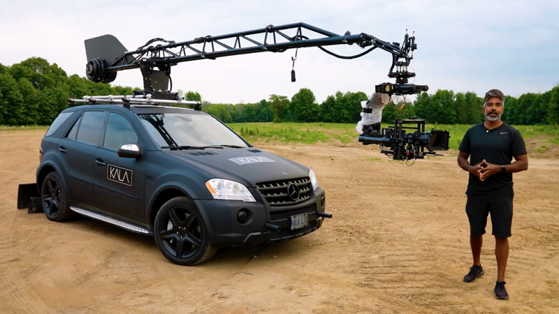 500美元稳定器挑战20万美元摄影车?